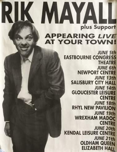 Salisbury Poster.