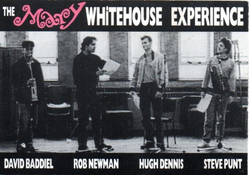 The Mary Whitehouse Experience Ticket.