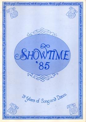Showtime 85001