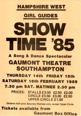Showtime 85002