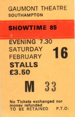 Showtime 85004