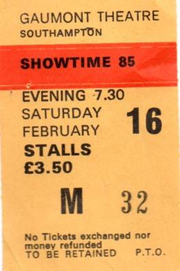 Showtime 85005