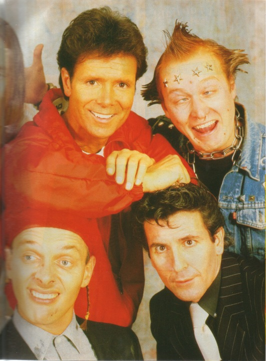 comic relief - Smash Hits