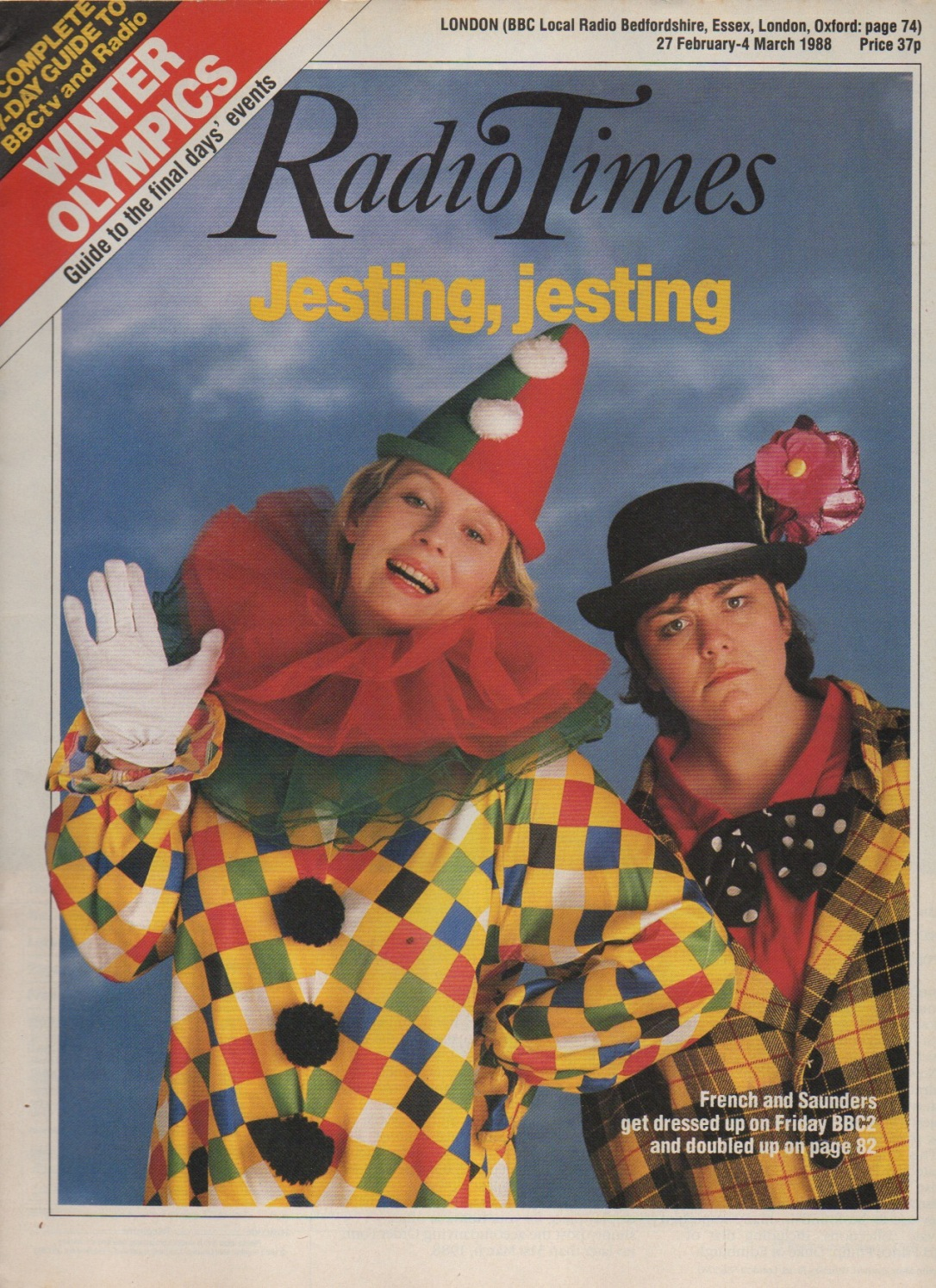 French and Saunders 3