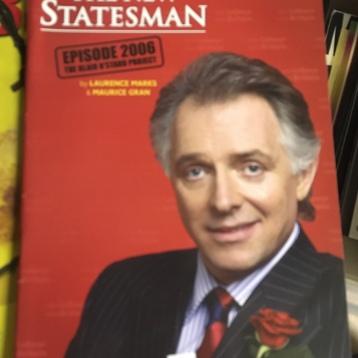 Shaun Gibson, The New Statesman Programme 2006