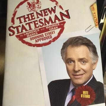 Shaun Gibson, The New Statesman Programme 2007