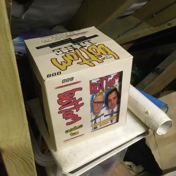 Shaun Gibson, Bottom VHS Boxset