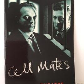 Theatre Programmes, Cell Mates.