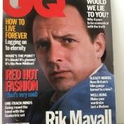 Magazine Covers, GQ, June 1993.