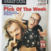Magazine Covers, Time Out Sept 1991