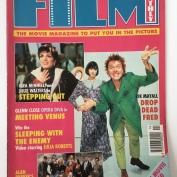 Magazine Covers, Film Monthly Oct 1991