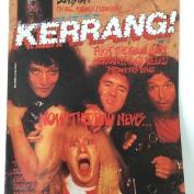 Magazine Covers, Kerrang! Oct 1987