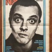 Magazine Covers, NME, Nov 1991