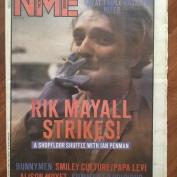 Magazine Covers, NME Aug 1984