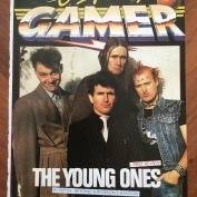 Magazine Covers, Computer Gamer Oct 1985