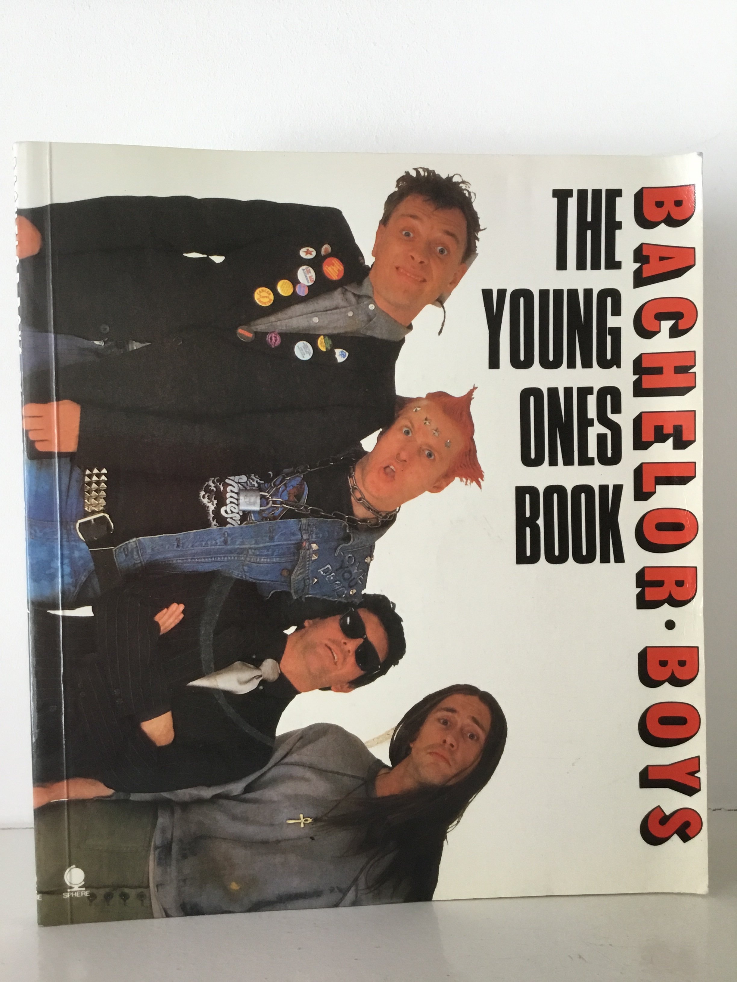 Books, The Young Ones Bachelor Boys