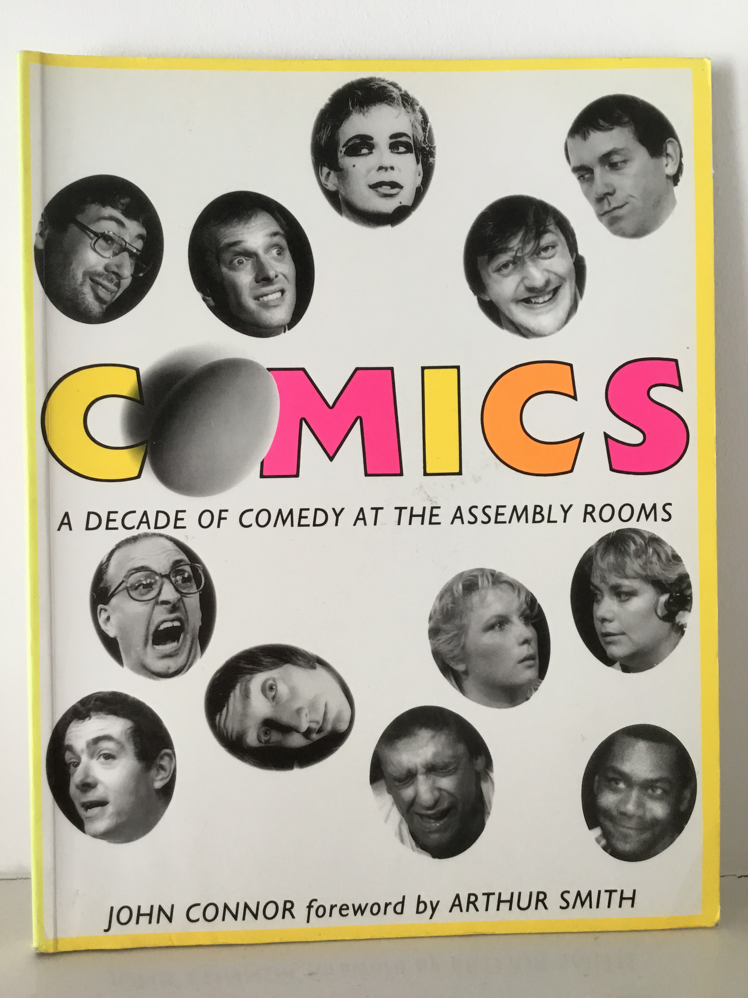 Books, Comics A Decade of Comedy at the Assembly Rooms