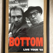 Posters, Bottom Live Tour 93