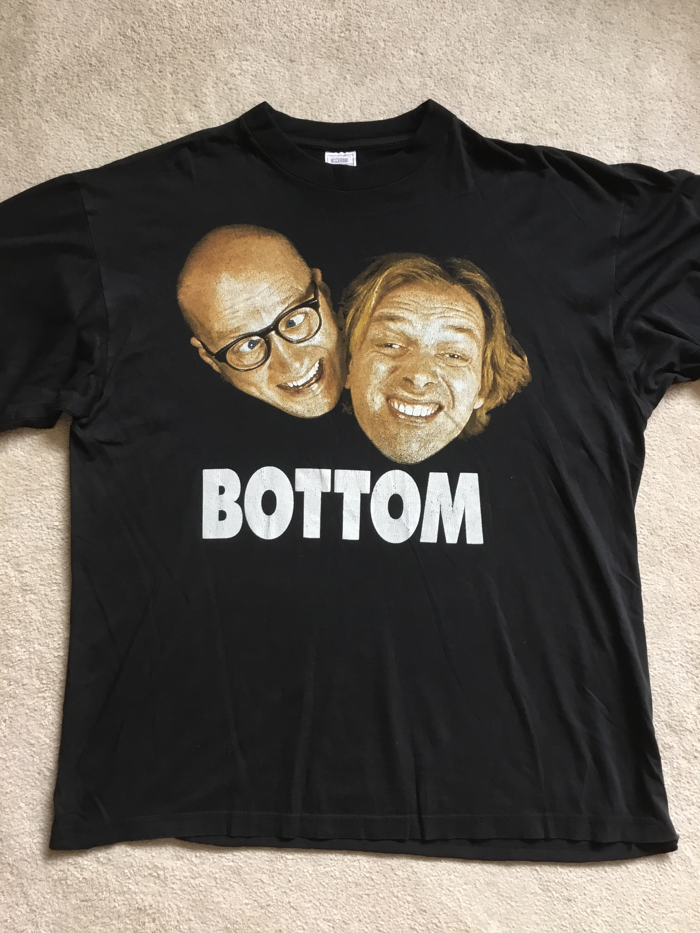 T-Shirts, Vintage 90's Bottom.