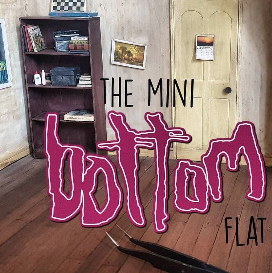 Title page for the mini Bottom flat