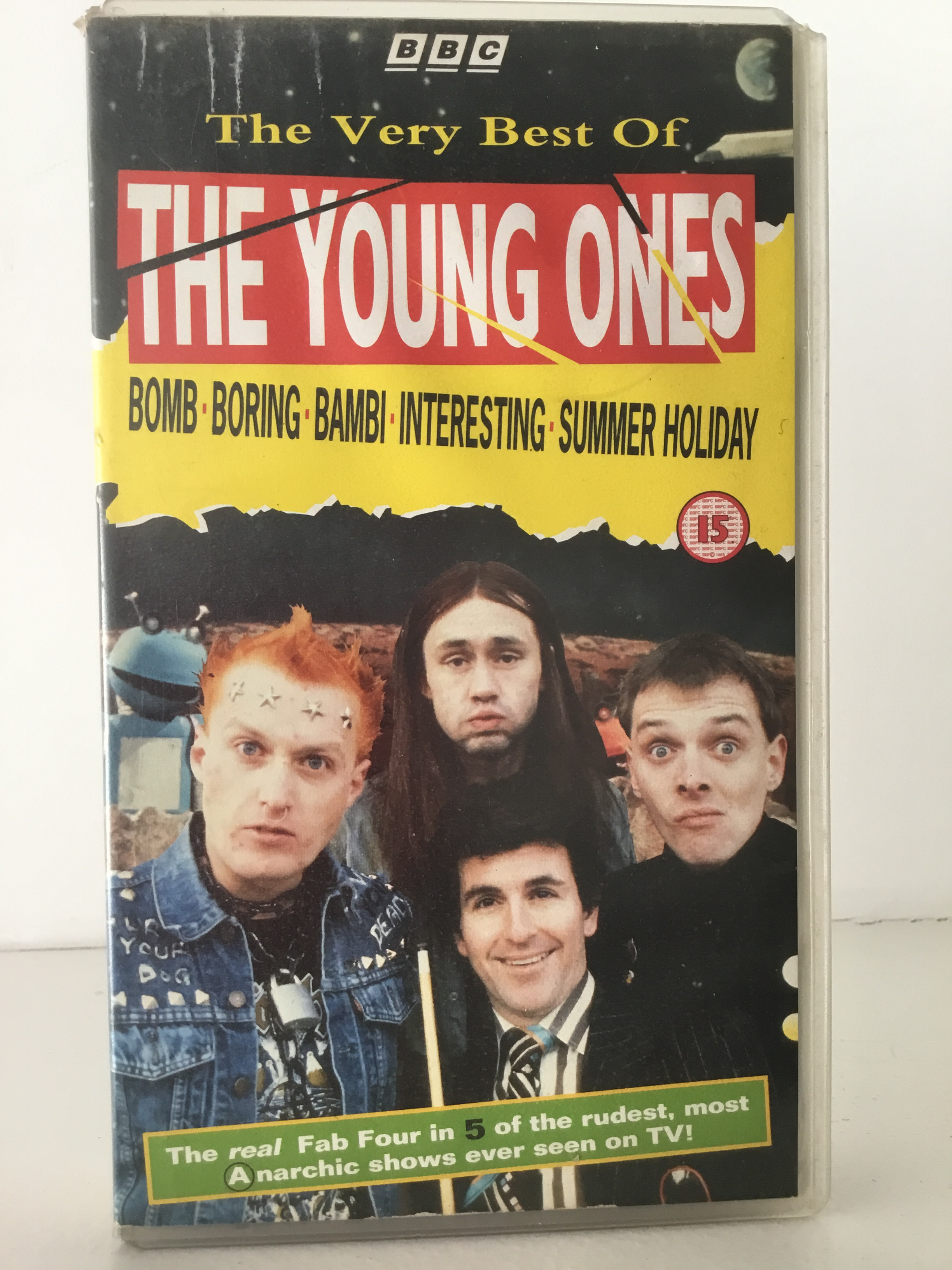 The very best of The Young Ones VHS