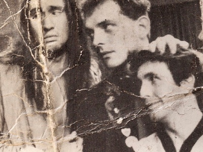 Feature image featuring part of the young ones ticket